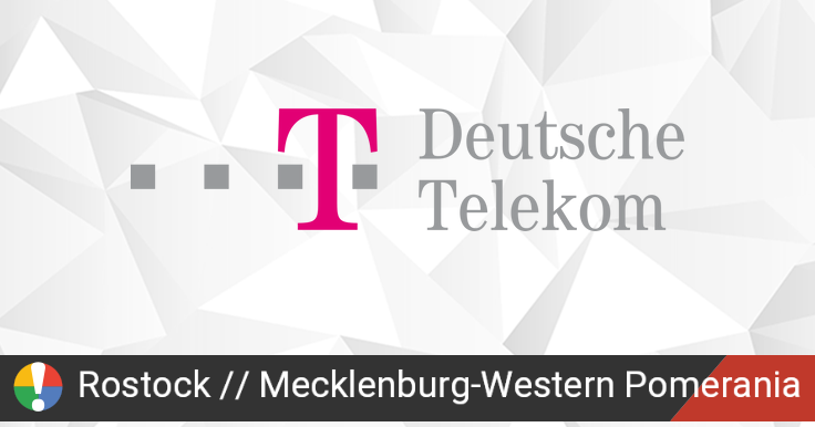 Email Telekom Störung