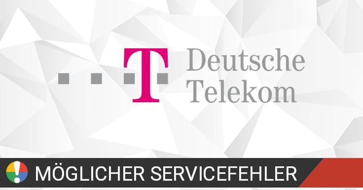 Telekom Dsl Ausbau Karte.Deutsche Telekom Ausfall Oder Service Funktioniert Nicht Aktuelle