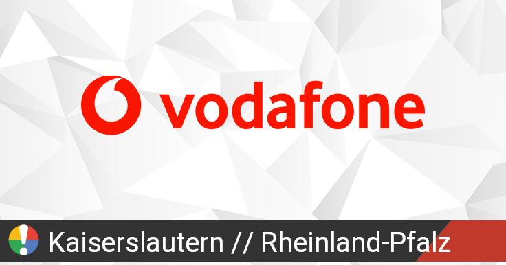 Vodafone Störung Kaiserslautern