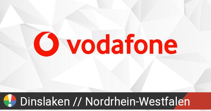 Vodafone störung dinslaken