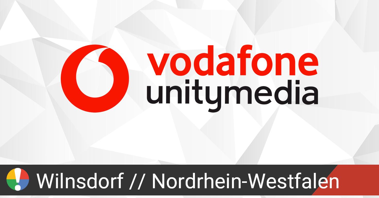Unitymedia Siegen Störung
