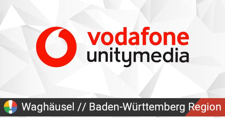 Unitymedia Störung Bruchsal