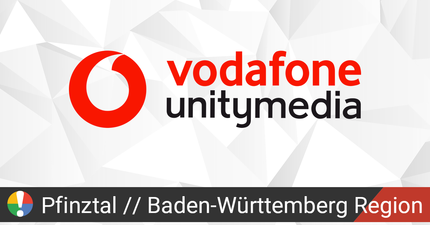 Unitymedia Störung Pforzheim