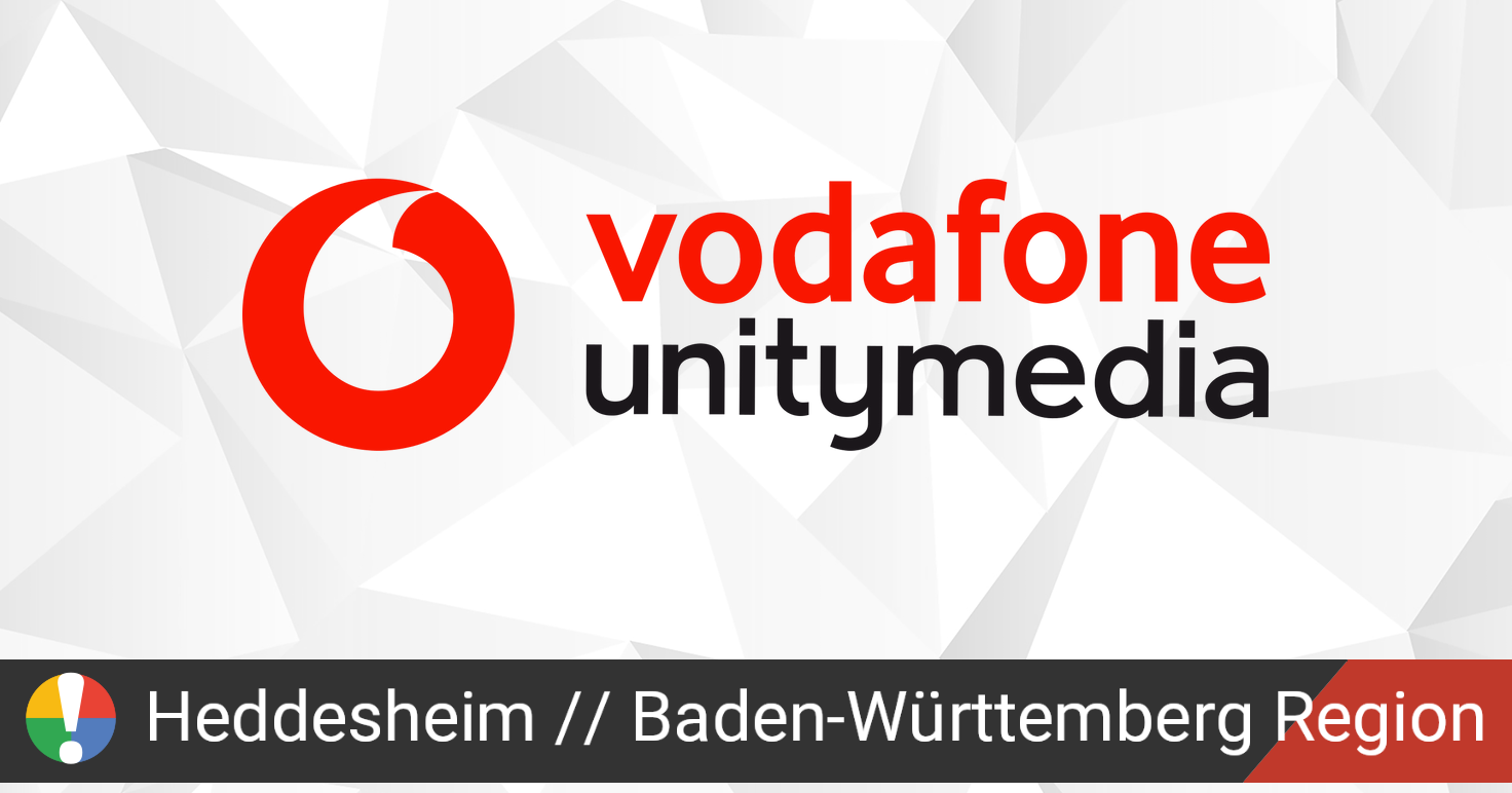 Unitymedia Störung Bensheim