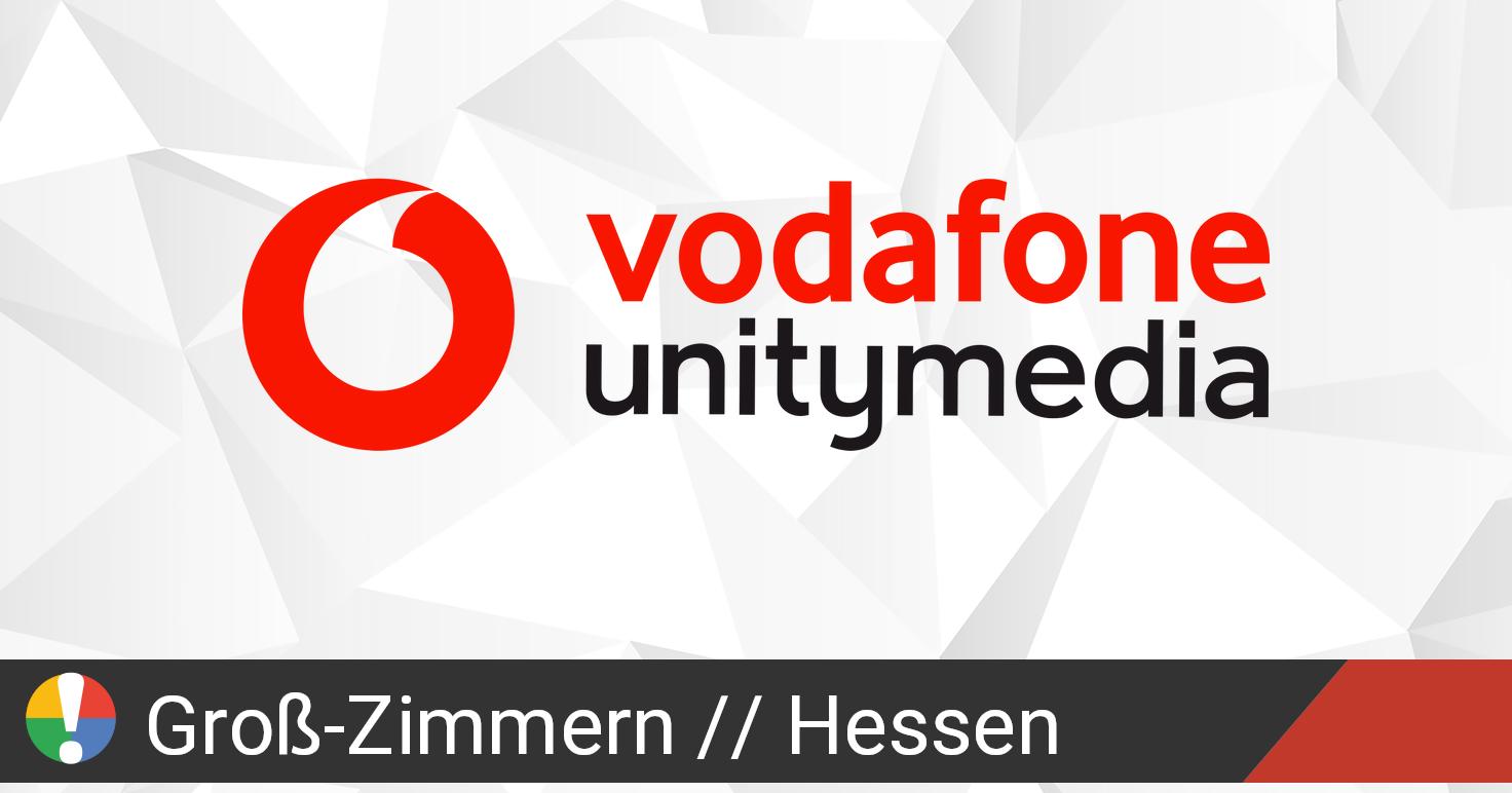 Unitymedia Störung Dreieich