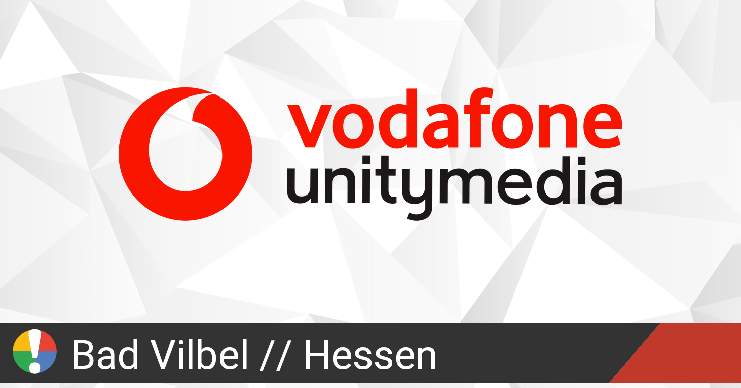 Unitymedia Störung Maintal