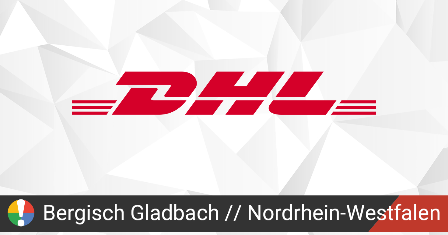 Dhl Bergisch Gladbach