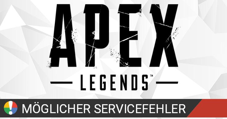 apex legends störungen