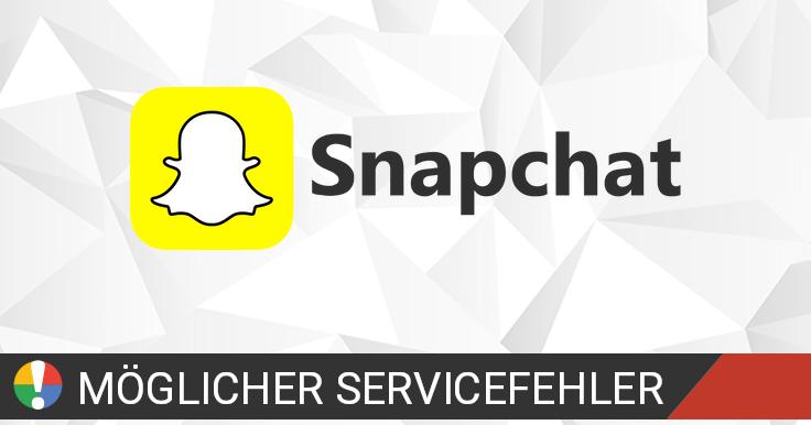 Snapchat Karte Voll.Snapchat Karte Der Ausfalle Gibt Es Eine Storung