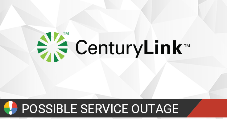 CenturyLink Outage Map • Is The Service Down?