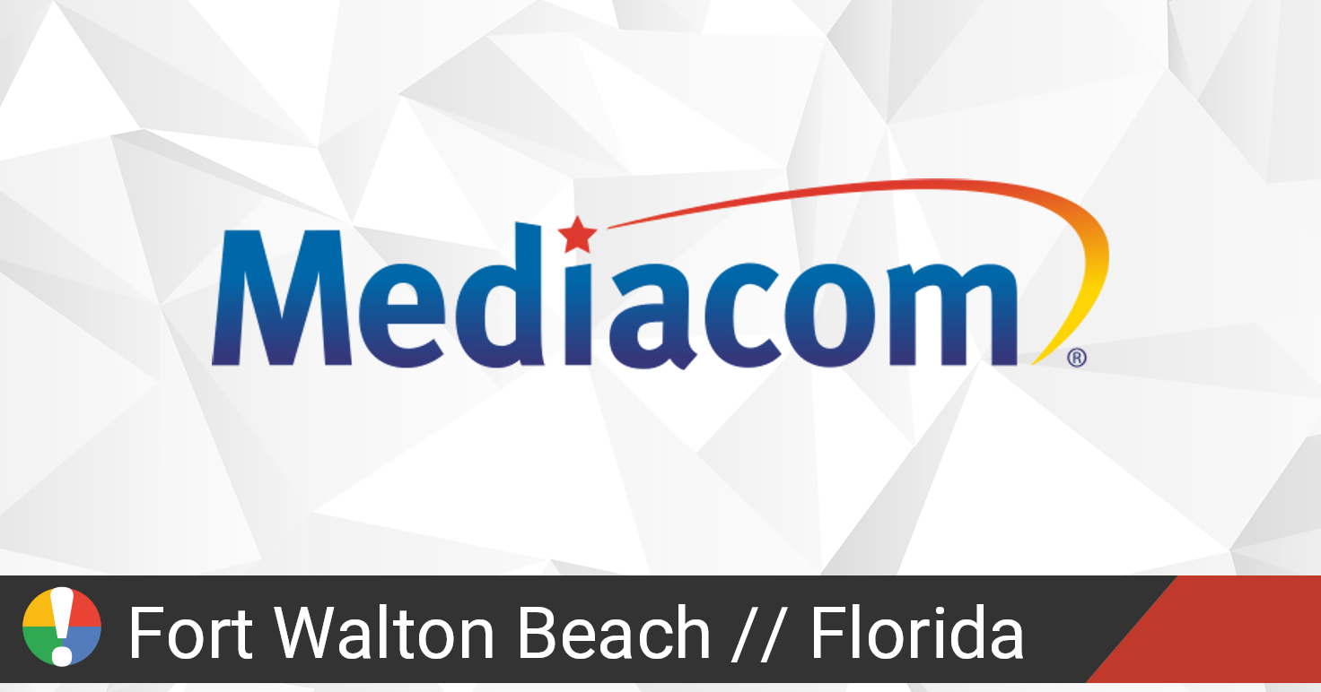 Mediacom Outage In Fort Walton Beach Florida Current Problems And Outages Is The Service Down