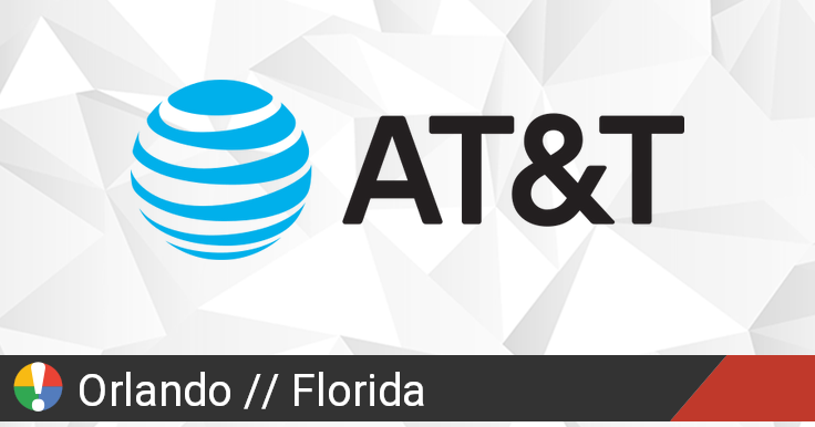 AT&T Outage in Orlando, Florida: Current Problems and