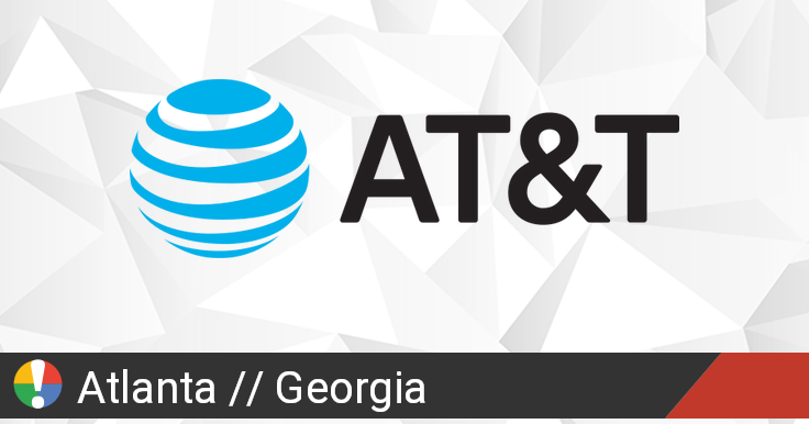 AT&T Outage in Atlanta, Georgia: Current Problems and