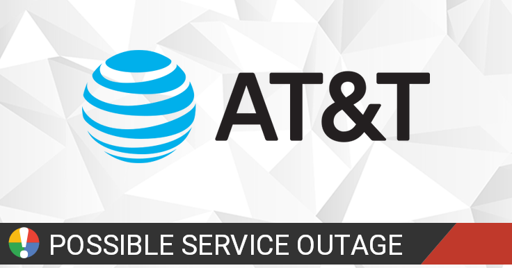 At T Outage Or Service Down Current Problems And Outages Is The