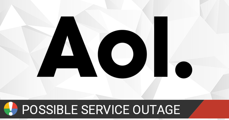AOL Outage: Current Problems and Outages • Is The Service Down?