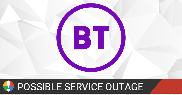 BT (British Telecom) Outage: Current Problems and Outages