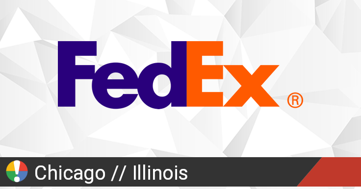 FedEx in Chicago, Illinois down? Current outages and