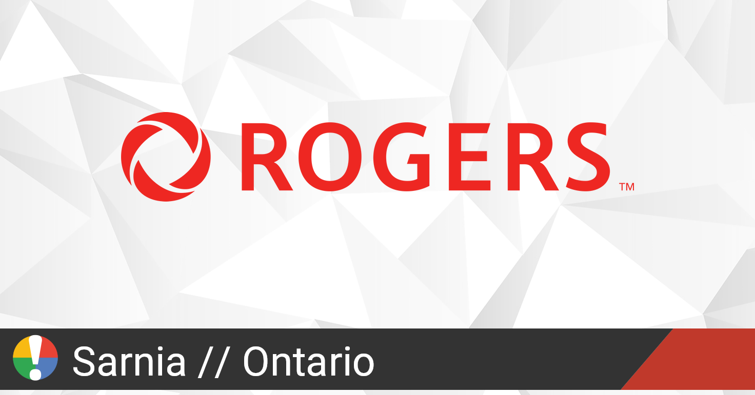 Rogers Outage in Sarnia, Ontario: Current Problems and ...