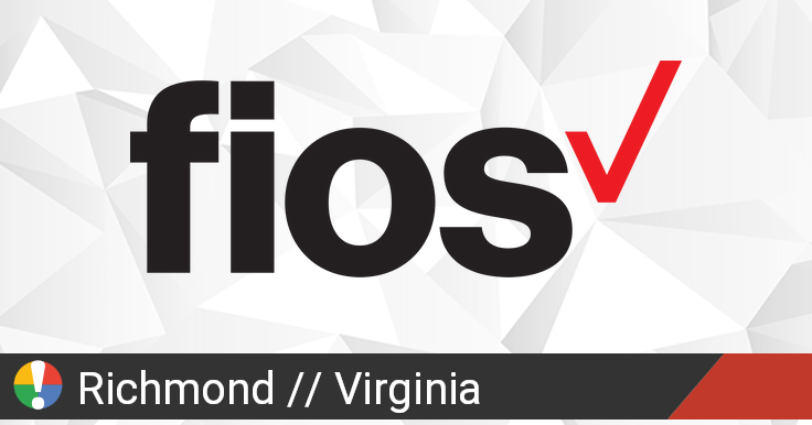 Verizon Fios Outage In Richmond Virginia Current Problems And Outages Is The Service Down