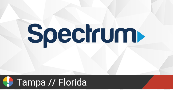 Spectrum Tampa Fl >> Spectrum Outage In Tampa Florida Current Problems And