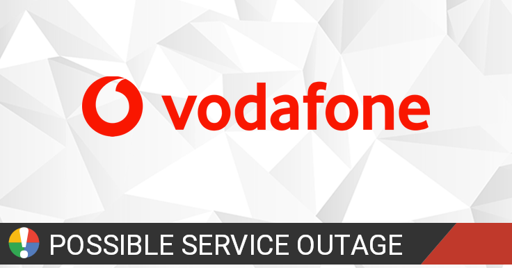 Vodafone Outage Map • Is The Service Down? UK