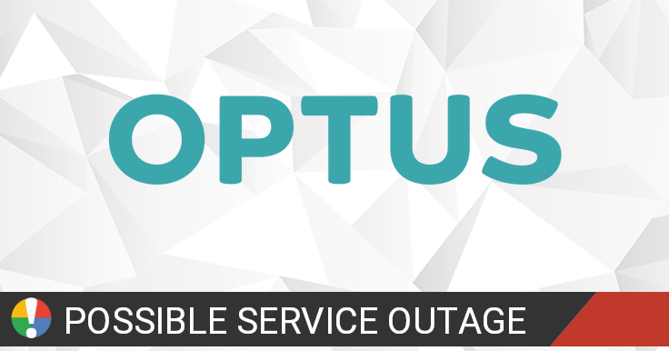 Optus Outage: Current Problems and Outages • Is The Service