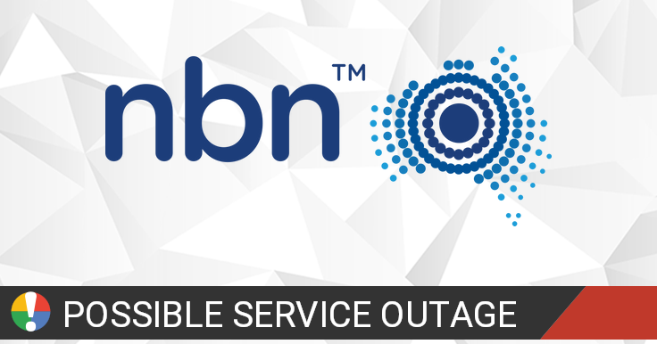 NBN Outage: Current Problems and Outages • Is The Service
