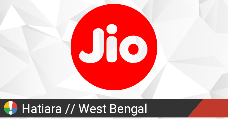 Reliance Jio Outage in Hatiara, West Bengal: Current