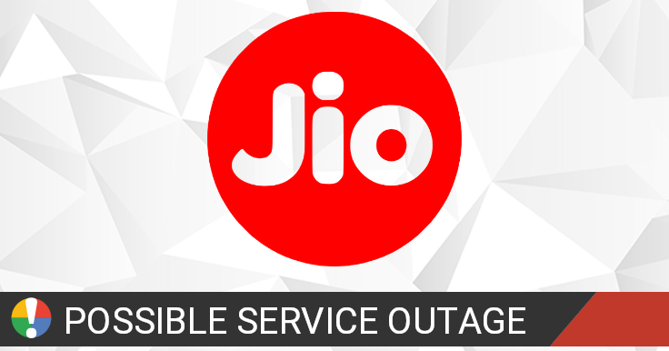 Reliance Jio Outage in Mani Mājra, State of Haryāna: Current