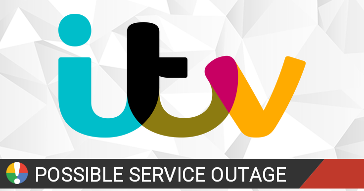 ITV down or not working? Problems, status and outages • Is