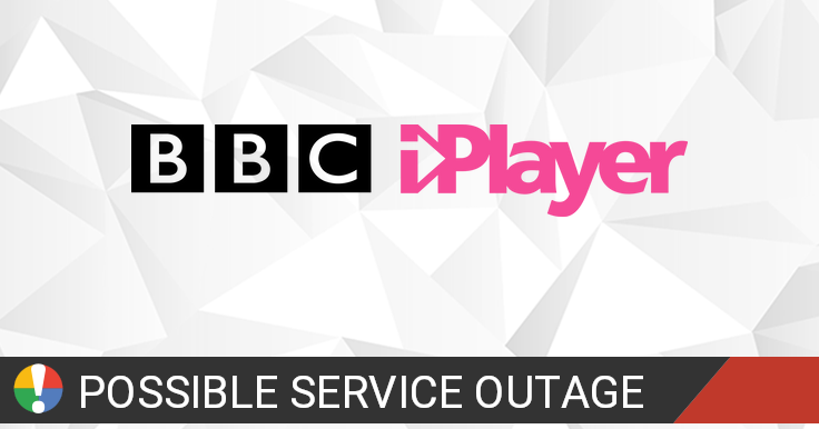 iPlayer down or not working? Problems, status and outages