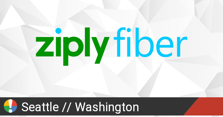 Ziply Fiber Outage in Seattle, Washington: Current ...