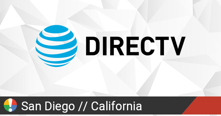 DirecTV Outage in San Diego, California: Current Problems