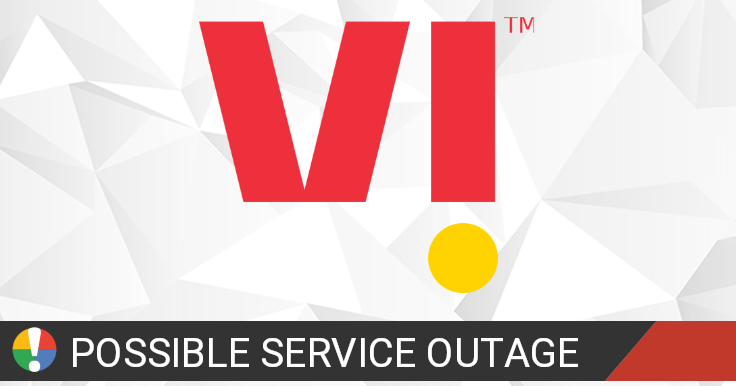 Vodafone Idea Outage: Current Problems and Outages • Is The