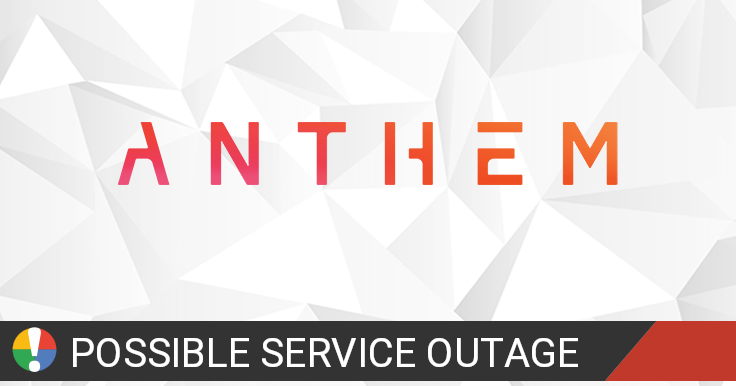 Anthem down? Current status, problems and outages • Is The