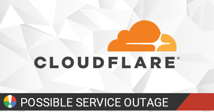 Cloudflare down? Current status and problems • Is The