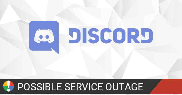 13c1017abe Discord down or not working  Current app problems and status - Is The  Service Down