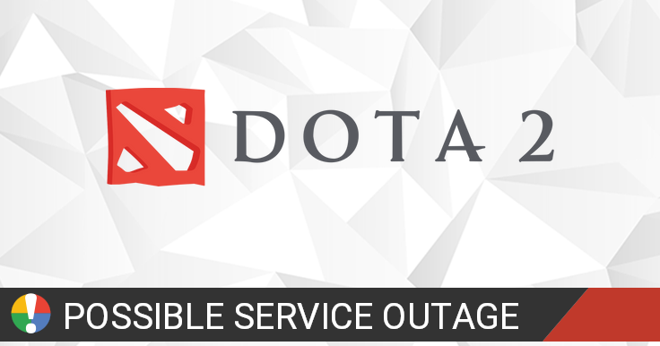 DOTA 2 down? Current status, problems and outages • Is The