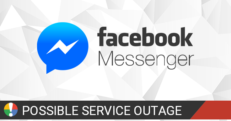 Facebook Messenger down or not working? Current app problems