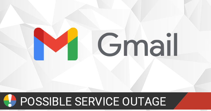 Gmail down? Current status and problems • Is The Service