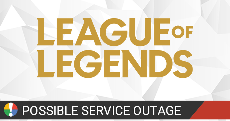 League of Legends down? Current status, problems and outages