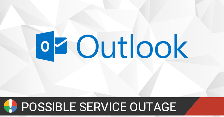 Outlook com down? Current status and problems • Is The