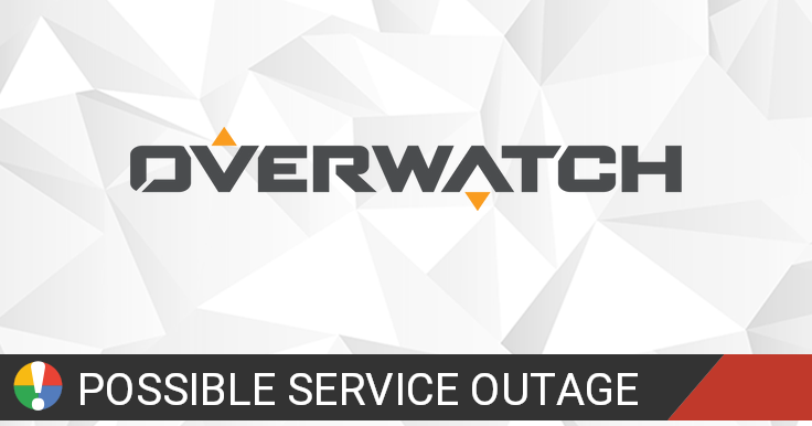 Overwatch down? Current status, problems and outages • Is
