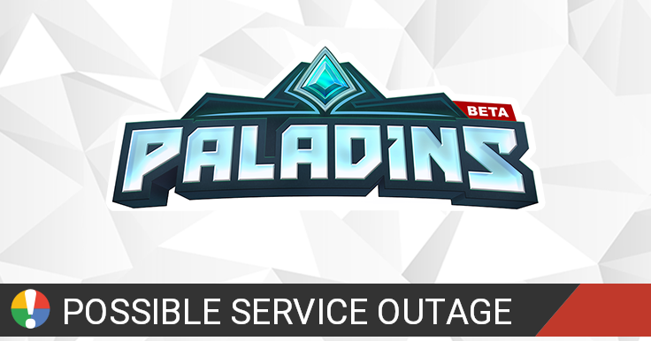Paladins down? Current status, problems and outages • Is The