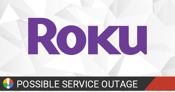 Roku down or not working? Problems, status and outages • Is