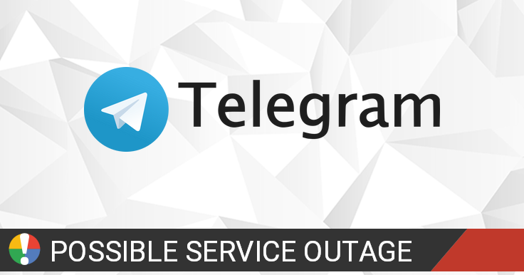 Telegram down or not working? Current app problems and