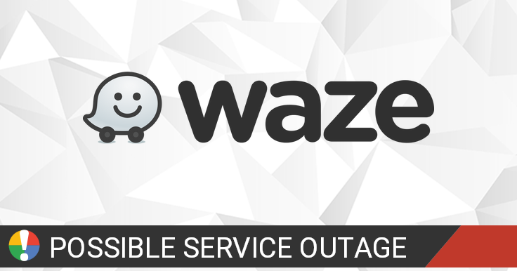 Waze down or not working? Current app problems and status