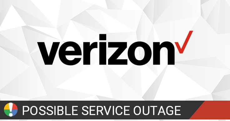 Verizon Power Outage Map.Verizon Outage Map Is The Service Down