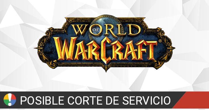 World of Warcraft no funciona? Problemas, cortes