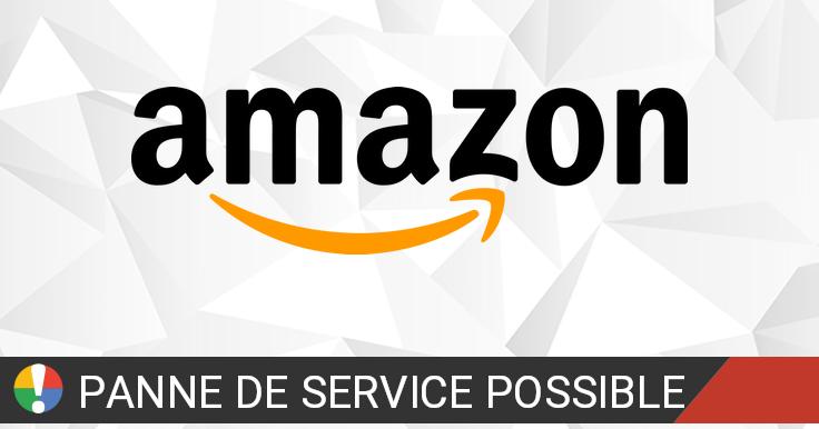 Amazon Est Il En Panne Statut Actuel Et Problemes Is The Service